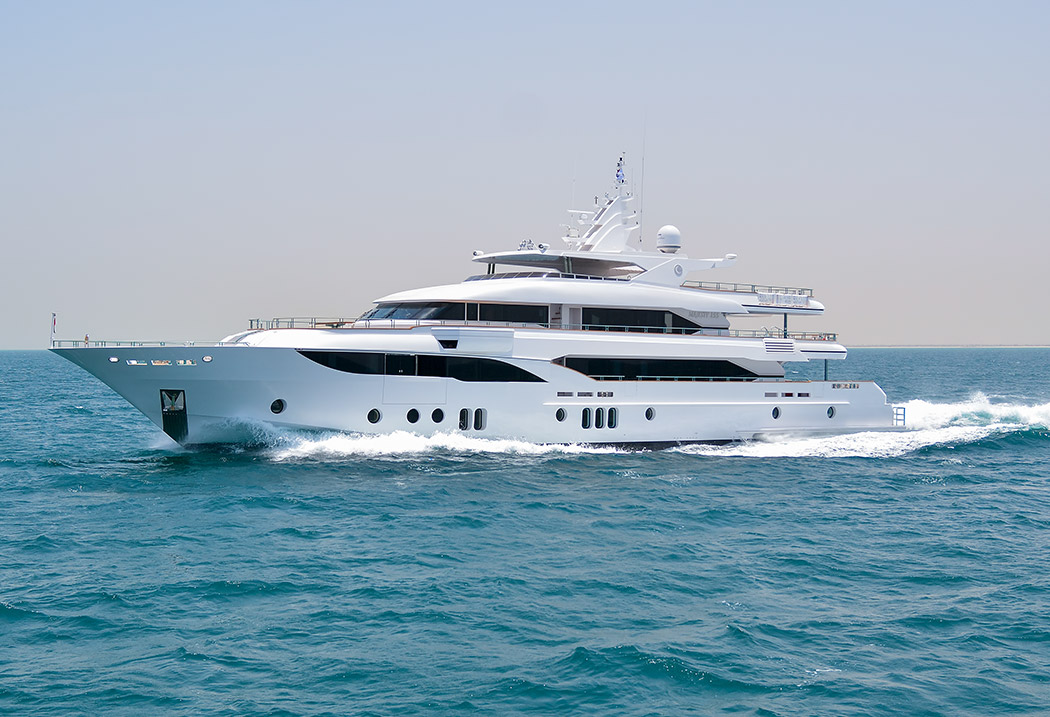 Gulf Craft Majesty 155 Motor yacht