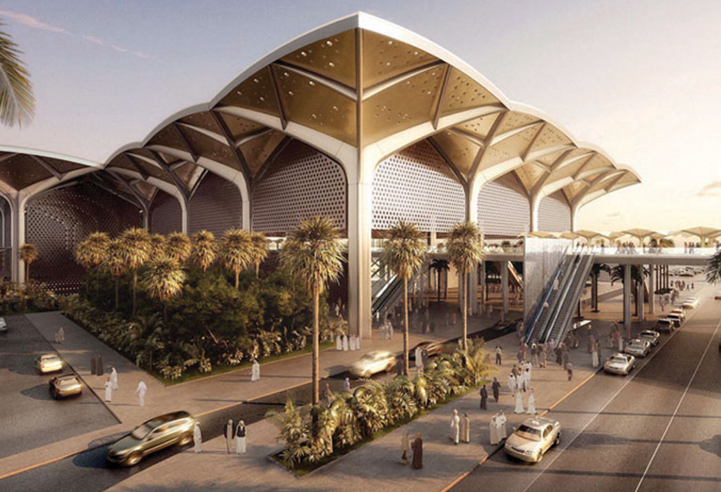 Haramain High Speed Railway, Saudi Arabia