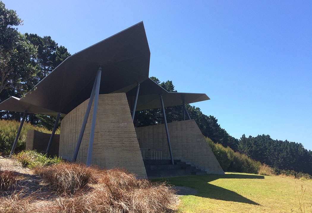 Marsden Cross Interpretive Centre, New Zealand