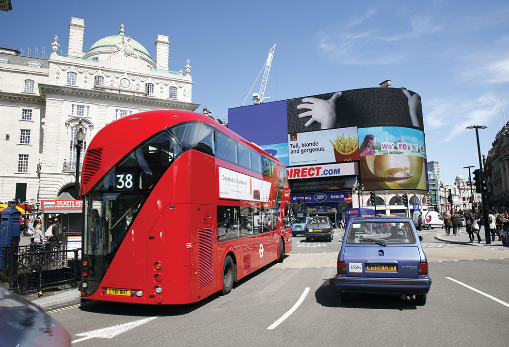 Wrightbus, New Bus for London (NBfL)